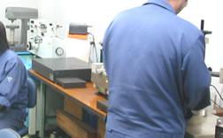 进行螺纹量规的校正服务 【为用户的ISO9001运用提供支持】